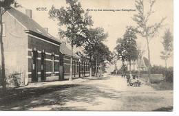 57 Calmpthout Heide Zicht Op Den Steenweg Naar  Calmpthout. Uitgave Hotel Diesterweg - Kalmthout