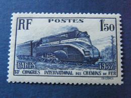 No 340 Neuf ** - Unused Stamps