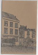 [ LIE 3 ]  Verviers  --   (  436   )   Ancienne Place De La Victoire à Hodimont - Verviers