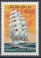 +M1088. Finland 1972. Sailship. Michel 705. MNH(**) - Ungebraucht