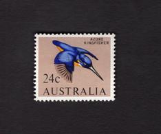 1126963651 1966 SCOTT 409  (XX)  POSTFRIS MINT NEVER HINGED POSTFRISCH EINWANDFREI - BIRD AZURE KINGFISHER - Unclassified