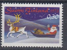 +M1108. Finland 1973. Christmas. Michel 739. MNH(**) - Ungebraucht