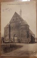 Carte Postale Jeantes L'église 1921 - Otros Municipios