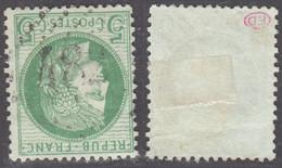 GC 482 (Biot (le), Haute-Savoie (89)), Cote +28€ - 1849-1876: Periodo Classico