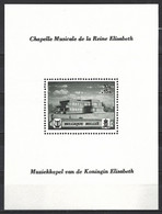 Cob BF 13-V2, Passage Clouté, Dentelé. Chapelle Musicale De La Reine Elisabeth  ** - Errors (Catalogue COB)