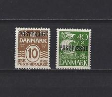 Danemark: 238 *  Le 235 Pas Compté - Unused Stamps