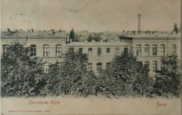 Bonn (NRW) Chirurgische Klinik 1909 Selten - Bonn