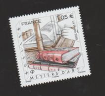 """FRANCE / 2019 / Y&T N° 5344 ** : """"Métiers D'art"""" (Le Relieur) X 1 - Nuevos"""