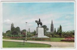 B64. Brugge -  3 Torens En Koning Albert Monument - Brugge