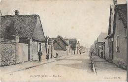 MAINVILLIERS -- Une Rue - Sonstige Gemeinden