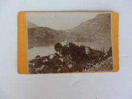 Photo Lac D'Annecy (74) Mme .R.Piaget Libraire 16, Rue Du Paquier à Annecy. - Luoghi