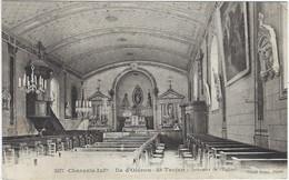 17 Saint Trojan Les Bains - Ile  D'oleron - Interieur De L'eglise - Ile D'Oléron