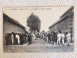 SEDAN-Quartier Fabert-14me Dragons-Après Le Pansage - Sedan