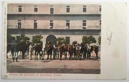 015 Scuola Di Cavalleria - Interno Del Quartiere Di Cavalleria - Torino - Régiments