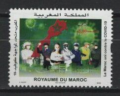 Maroc - Morocco (2020) - Set - /  COVID 19 - Health - Medicin - Police - Enfermedades