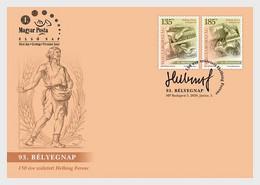 Hongarije / Hungary - Postfris / MNH - FDC Dag Van De Postzegel 2020 - Unused Stamps