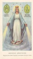 Santino Medaglia Miracolosa - Serie Gmi 152 - Devotion Images