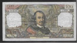 France 100 Francs Corneille - Fayette N°65-48 - TB - 100 F 1964-1979 ''Corneille''