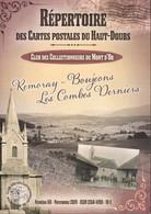 Fascicule Avec Reproductions De 100 Cartes Postales Anciennes De Remoray-Boujeon Et Environs - Other Municipalities