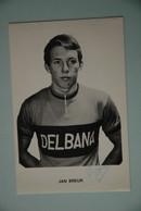CYCLISME: CYCLISTE : JAN BREUR - Radsport