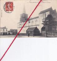 CP 62 -   VIS EN ARTOIS -  L'abbaye Et L'église    - CARTE LETTRE - Otros Municipios