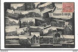 Francia - Villeneuve-Saint-Georges - Piccolo Formato - Viaggiata - Autres