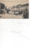 Chateau-Chinon; Belle Animation Un Jour De Foire De 1915,( Jolie Carte) ; Réf 71 - Chateau Chinon