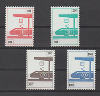 Belgique - CP 455 à 458 Neufs** Côte YT = 16.60 Euros - Otros