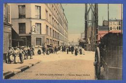 BELLE CPA 92 LEVALLOIS PERRET - Usine Roger-Gallet - Levallois Perret