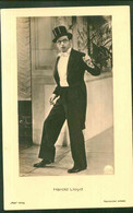 Harold Lloyd - Schauspieler
