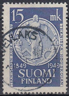 FINLANDIA 1949 Nº 360 USADO - Gebraucht