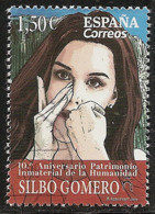 2019-ED. 5360 - COMPLETA -10 Aniv. Patrimonio Inmaterial De La Humanidad. Silbo Gomero-USADO- - 2011-... Used