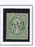 GC 342 LA BASTIDE-DE-SEROU ( Dept 8 ) S / N° 20 - 1849-1876: Periodo Classico