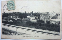 LA GARE - ÉPERNON - Epernon