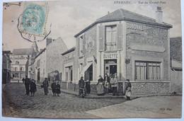 RUE DU GRAND-PONT - ÉPERNON - Epernon