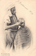 Algérie - Scènes & Types - Dentiste Arabe - Ed. J. Geiser274 - Professions