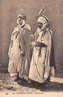 Algérie - Scènes & Types - Fauconnier - Ed. CAP 1190 - Professions