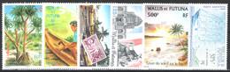 Wallis Et Futuna 1999 Y.T.531A/34+A218/19 **/MNH VF - Unused Stamps