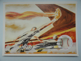 CARTE MAXIMUM CARD BASE-BALL ETATS UNIS - Honkbal