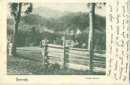 Jezersko, 1910-ta, Kompletna, Virnikov Grintovec, Znamka 60 Para!, Gorenjska, Oberseeland, Vernikov Grintovec, Gore - Slowenien