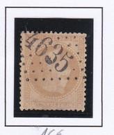 GC 4635 PRAT-ET-BONREPAUX ( Dept 8 ) S / N° 28B Indice Baudot S / L : 14 Soit 130€ - 1849-1876: Periodo Classico