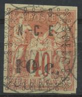 Nouvelle Caledonie (1891) N 11 (o) - Usados