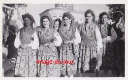 PHOTO ANCIENNE  VIANA DO CASTELO PORTUGAL FEMMES PORTUGAISES EN COSTUMES DE FÊTE - Luoghi