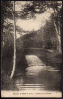1935 HEDE : 2 Cartes Château De La CHATIERE Parc - Andere Gemeenten