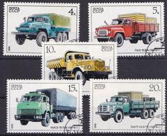 RUSSIA 1986 USED - Gebruikt