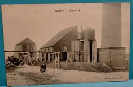 Carte Postale Ancienne -  CARVIN-Fosse N°4 - Mineral