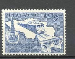 996 TREIN   POSTFRIS** 1956 - Nuovi