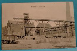 Carte Postale Ancienne -  CARVIN-Fosse N°2 - Bergbau