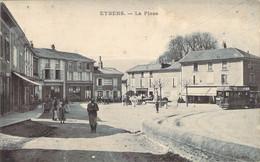 38 ISERE LE Tramway Sur La Place D'EYBENS - Sonstige Gemeinden