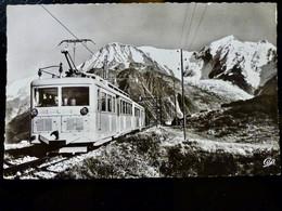 CARTE POSTALE _ CPA VINTAGE CPSM : PHOTO : SAINT GERVAIS Les BAINS _ TMB Au Plateau De Bellevue      // CPA.L.07 - Saint-Gervais-les-Bains